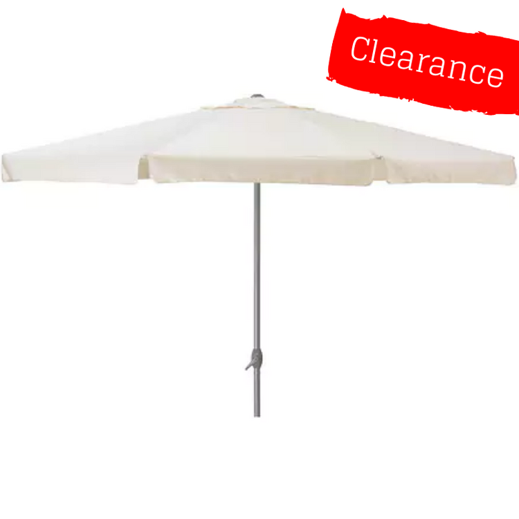 CLEARANCE - Canopy for 4m Round Parasol/Umbrella - 8 Spoke