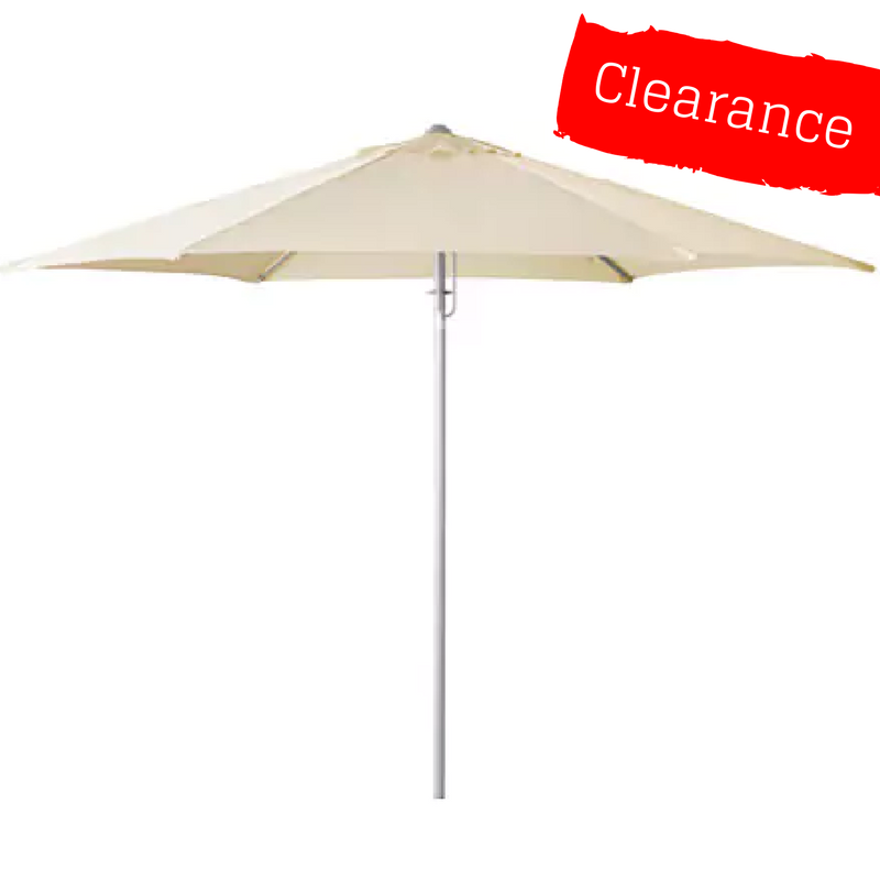 CLEARANCE - Canopy for 3m Round Parasol/Umbrella - 6 Spoke