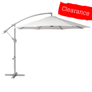 CLEARANCE - Canopy for 2.5m Round Cantilever Parasol/Umbrella - 6 Spoke