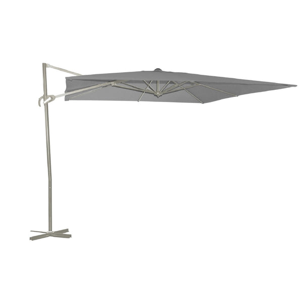 canopy for square cantilever parasol umbrella 8. Black Bedroom Furniture Sets. Home Design Ideas