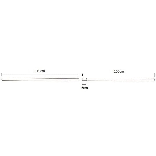 Pole - 18mm-32mm - All Lengths & Diameters - Universal Sets