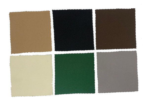 Gazebo Fabric Swatches