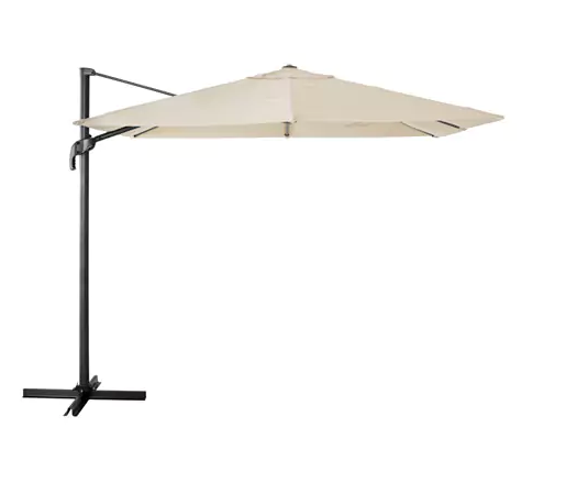Canopy for 3.3m x 2.4m Rectangular Cantilever Parasol/Umbrella - 8 Spoke