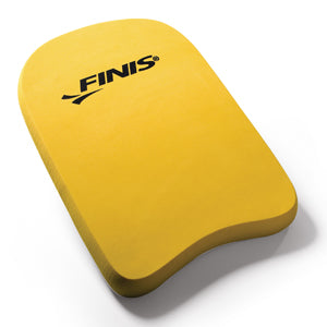 Finis foam kickboard yellow