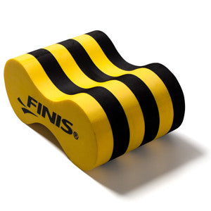 Finis pull buoy black and yellow