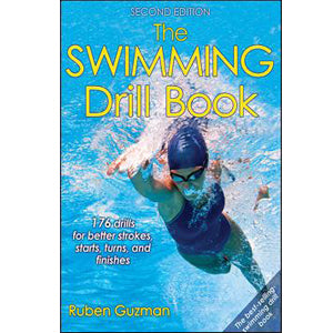 The Swimming Drill Book by Ruben Guzman
