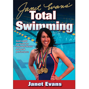 Total Swimming book by Janet Evans