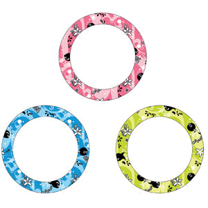 Speedo Sea Squad Dive rings pack of three pink blue green