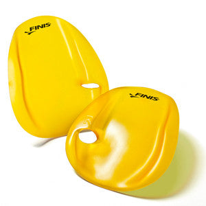 Finis Agility Paddles yellow