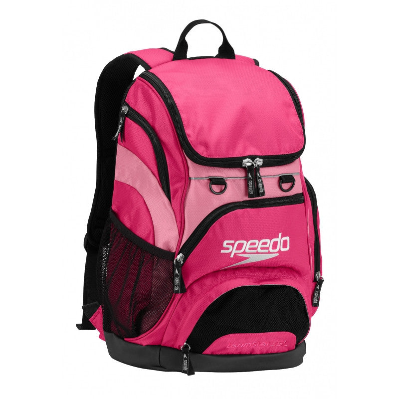 Speedo Teamster Backpack Pink