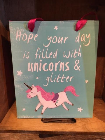 Unicorn Gift Bag