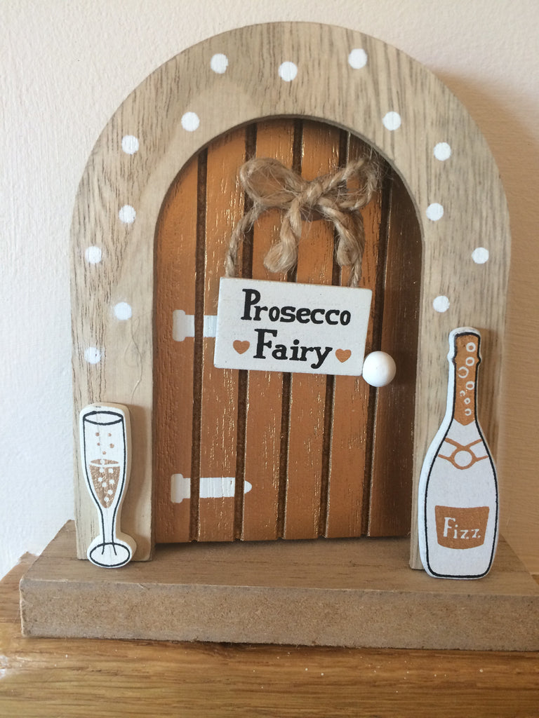 Prosecco Fairy Door