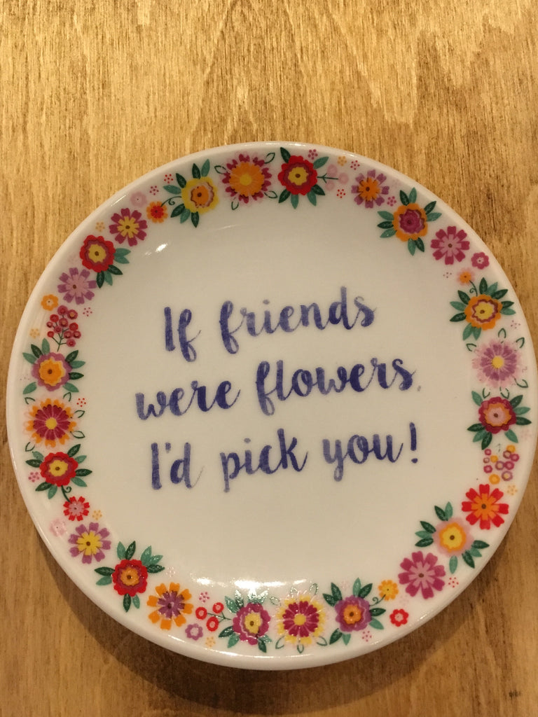 Friends trinket dish