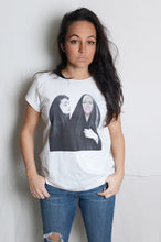 Audrey And Marilyn Unisex Arabic T-shirt
