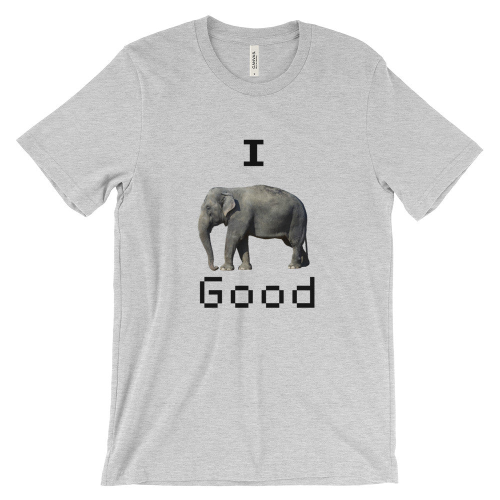 I Feel Good Unisex Arabic T-shirt