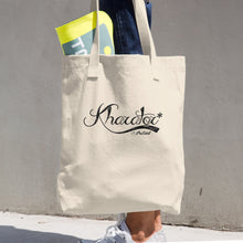 Kharator Two Arabic Tote Bag