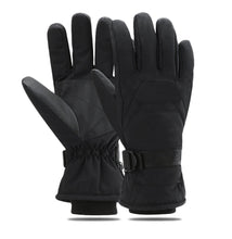 Knolee Warm Waterproof Ski Snowboard Sports Gloves Cold Weather Gloves for Men