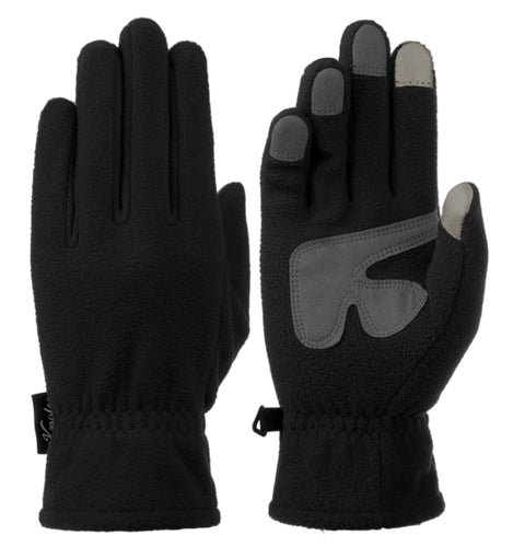 Knolee Men&Women Winter Glove Outdoor Warm Fleece Gloves With TouchScreen