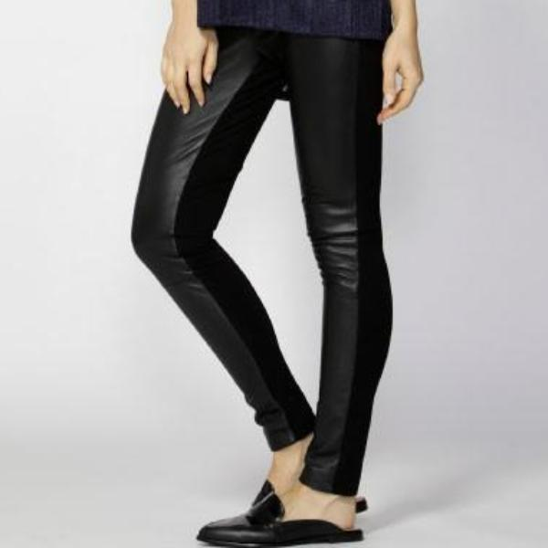 Harlem leather pants
