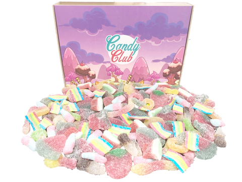 Fizzy Pick 'n Mix Box