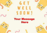 Get Well Soon Gift Card 1.