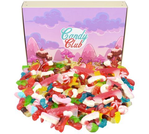 Gummy Pick 'n Mix Box
