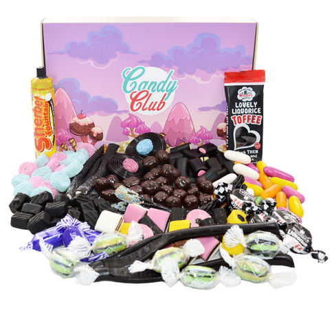 Liquorice Lover's Sweet Box