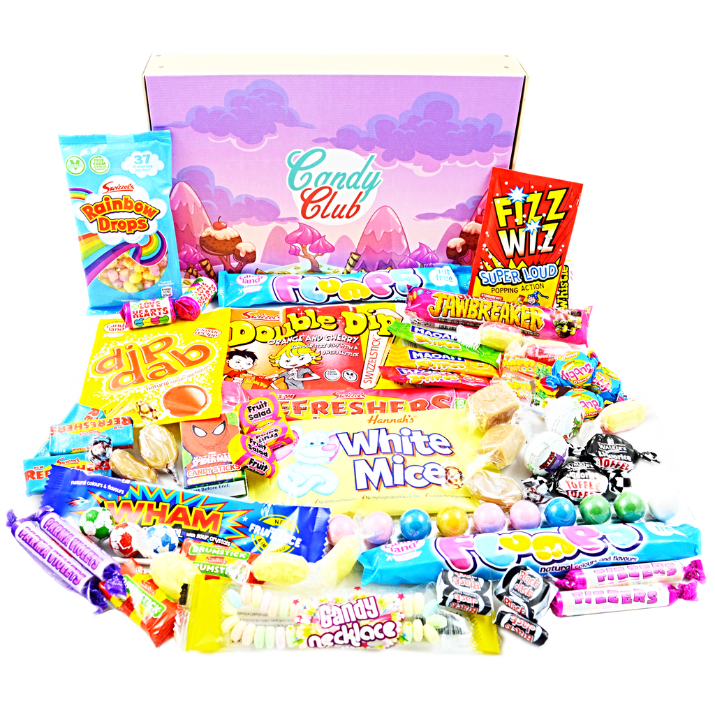 Regular Retro Sweet Box