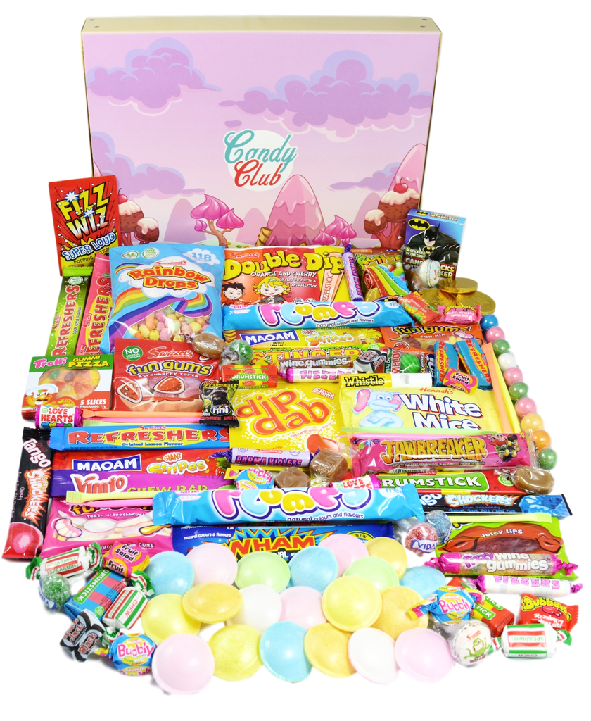 Super Retro Sweet Box