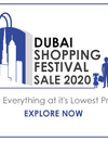 Dubai Shopping Festival Sale 2020