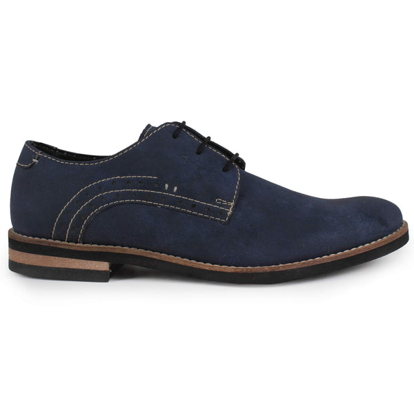 Blue Formal Shoes