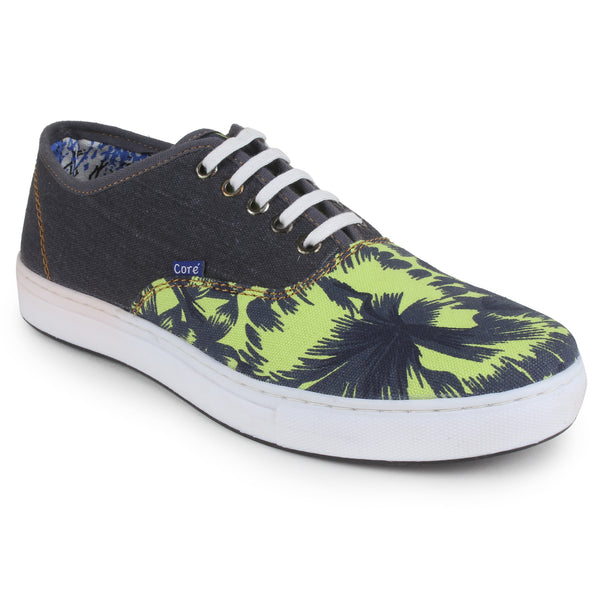 Printed Canvas Shoes