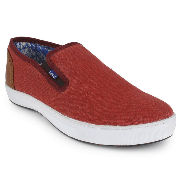 YZFeet Mens Casual Canvas shoes