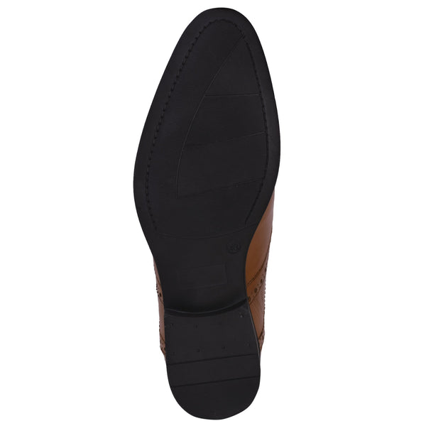Tan Slip-On Shoe