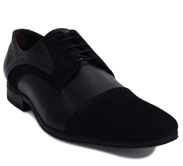 Derby shoes Men-Black