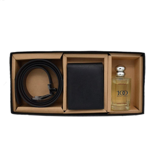 3 in 1 Black Leather (Perfume Set)