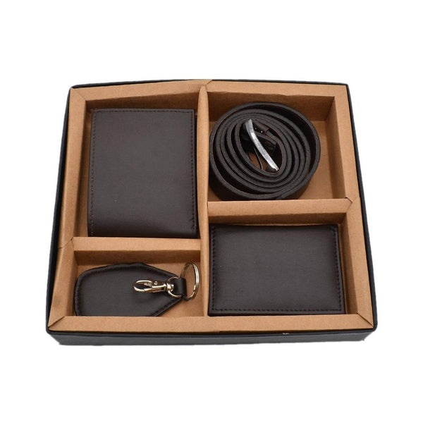 4 in 1 Leatherette Gift Set