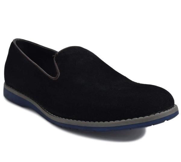 Casual loafers-Black