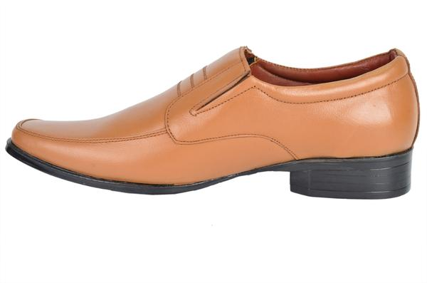 Tan Loafer Shoes