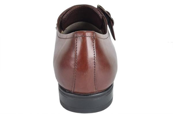 Slip-On Monk Shoes