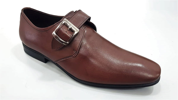Formal Leather Monk Shoes