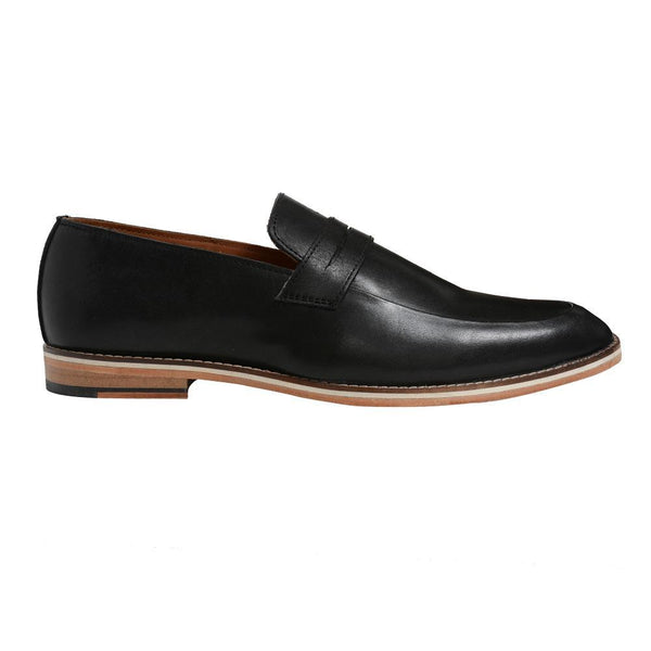 Black Loafers for Men