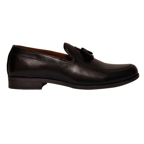 Black Loafer Shoes