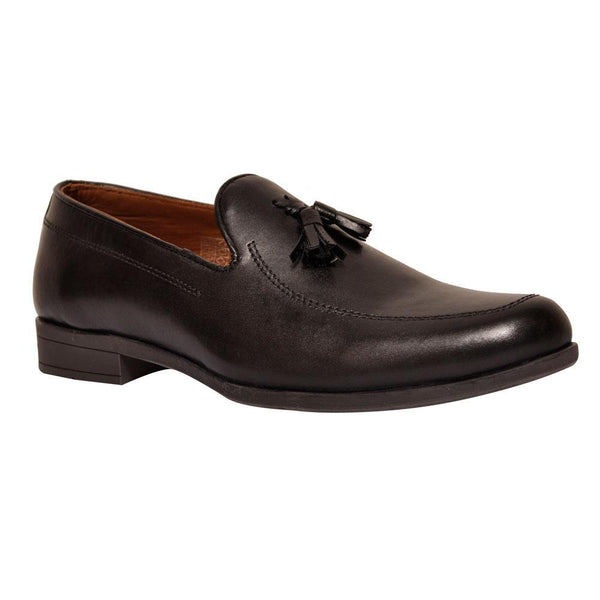 Leather Loafer Shoes