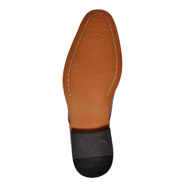 Formal Tan Shoes
