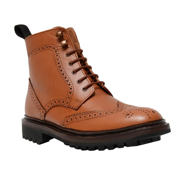 Boot Leather Shoes