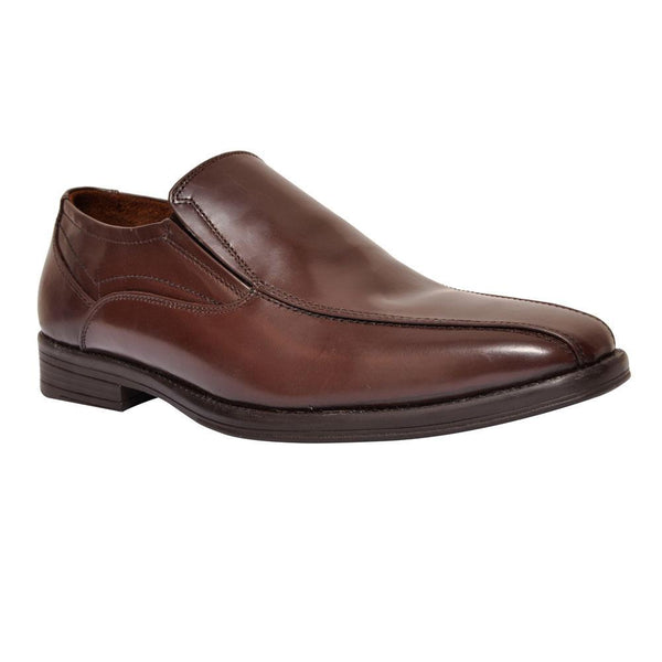 Brown Full Leather Shoes