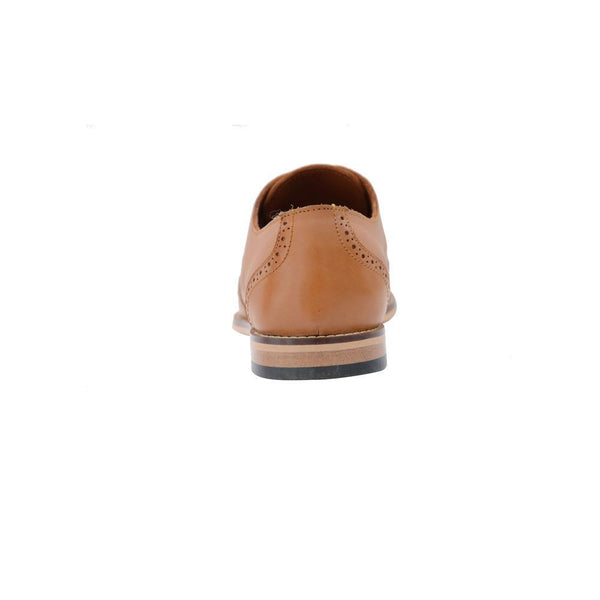 Tan Formal Shoes