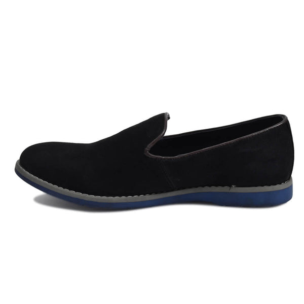 Genuine casual shoes-Black