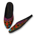 Embroided Slip-On Mojaris for Women - Multi